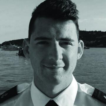 Matthew Fowels, First Officer