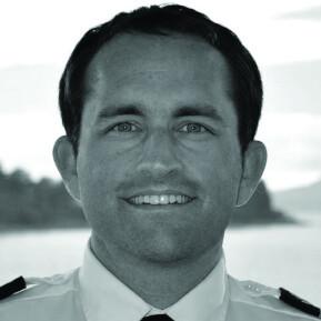 Mike Finnegan, Captain