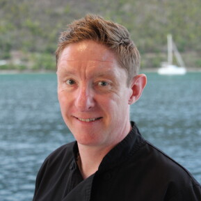 Scott Dickson, Chef