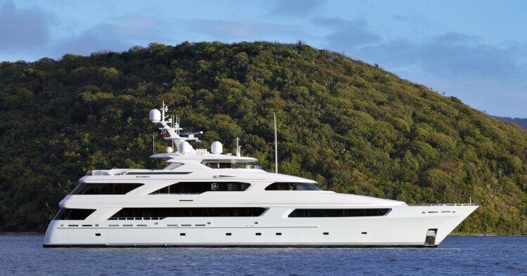 VICTORIA DEL MAR  Yacht overview image